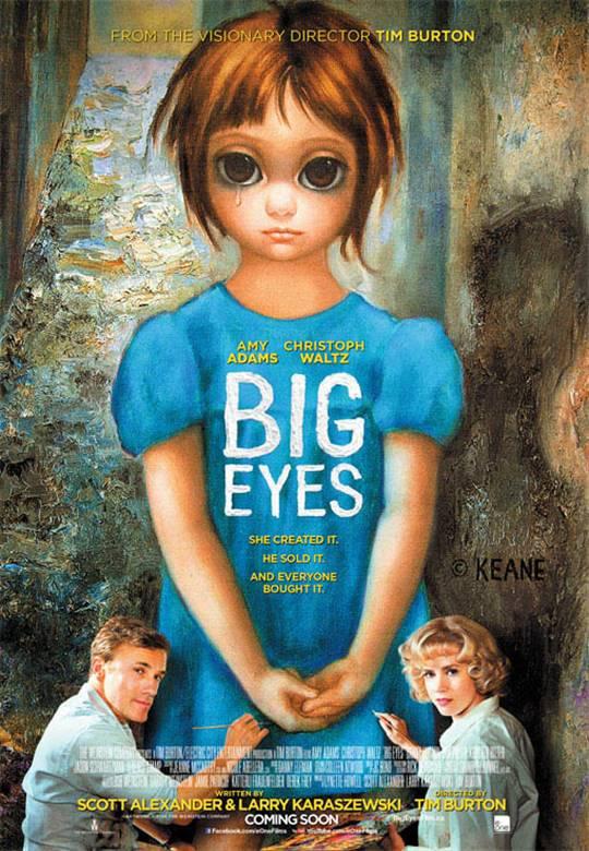 Big Eyes Large Poster