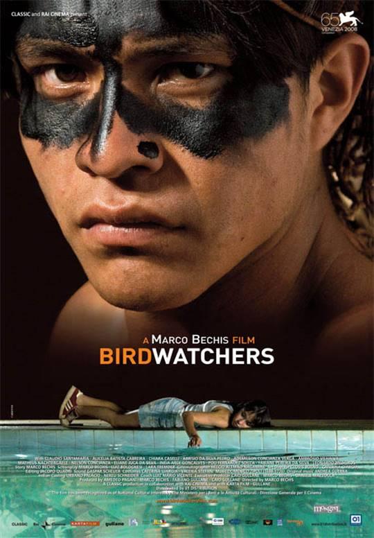Birdwatchers Large Poster