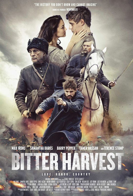 Bitter Harvest Large Poster