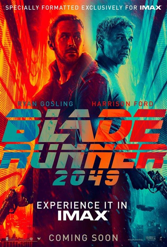 Blade Runner 2049: An IMAX 3D Experience