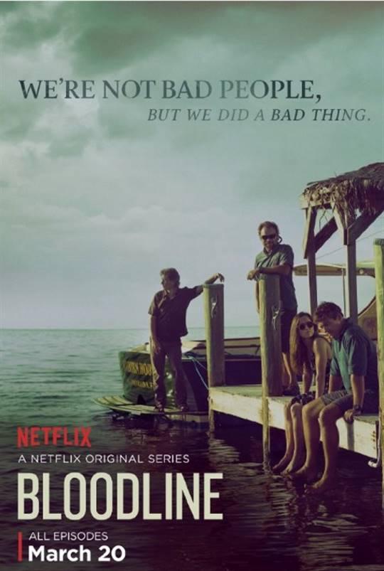 Bloodline (Netflix) Large Poster