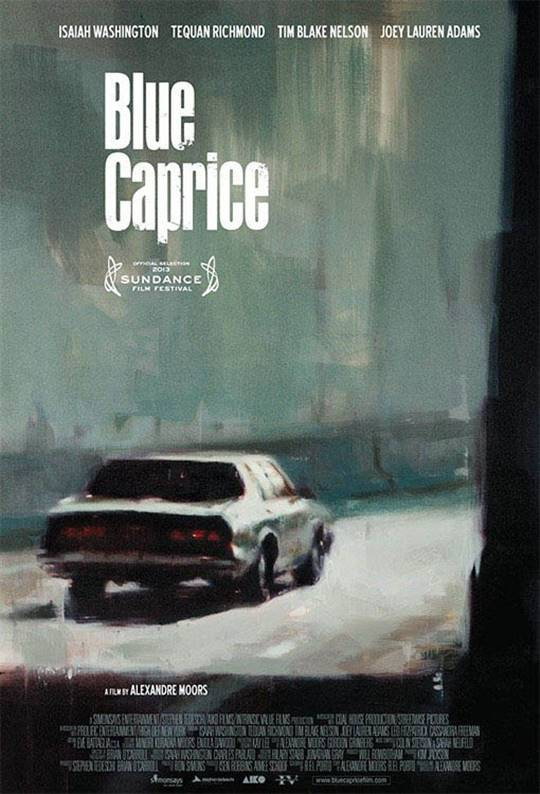 Blue Caprice Large Poster
