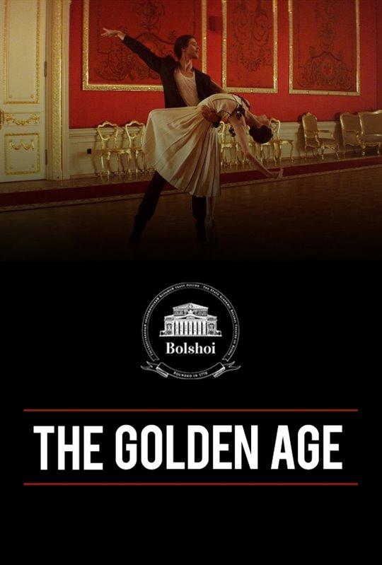 Bolshoi Ballet: The Golden Age Large Poster
