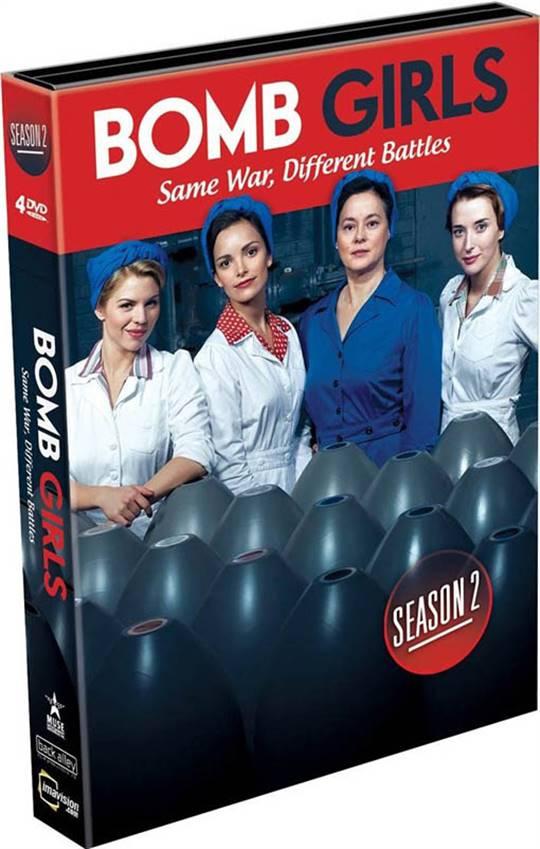 Bomb Girls Season Two Large Poster