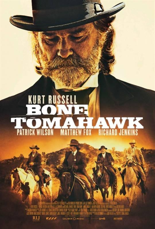 Bone Tomahawk Large Poster