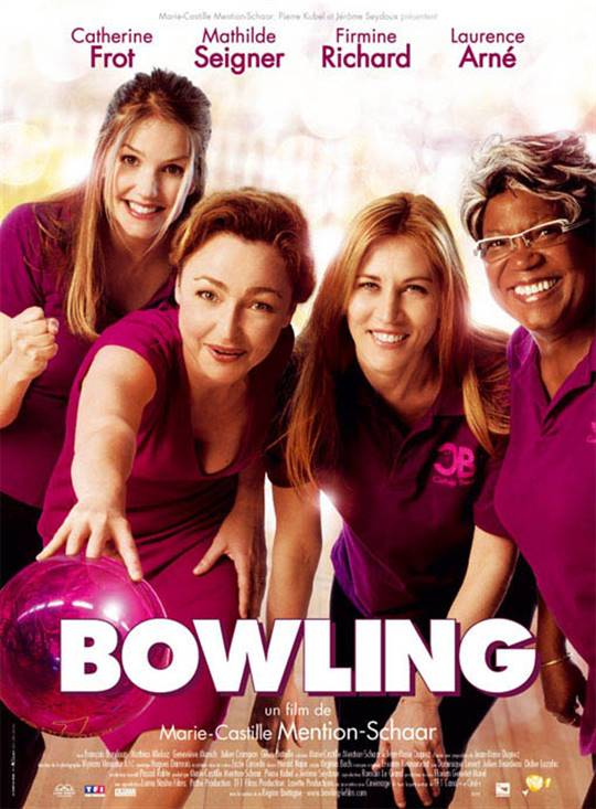 Bowling Large Poster