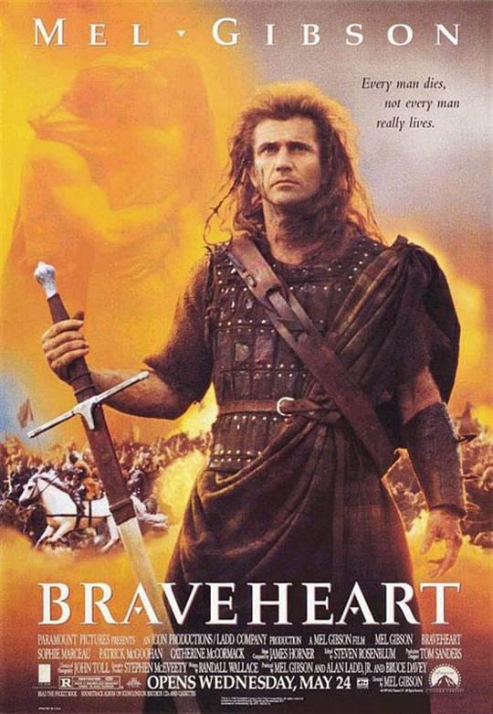 Braveheart Large Poster