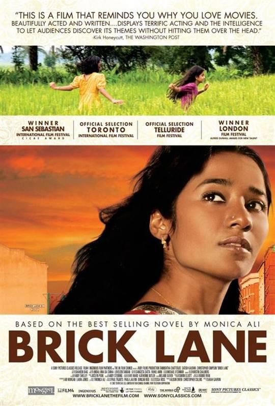 Brick Lane Large Poster