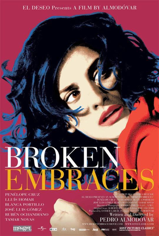 Broken Embraces Large Poster