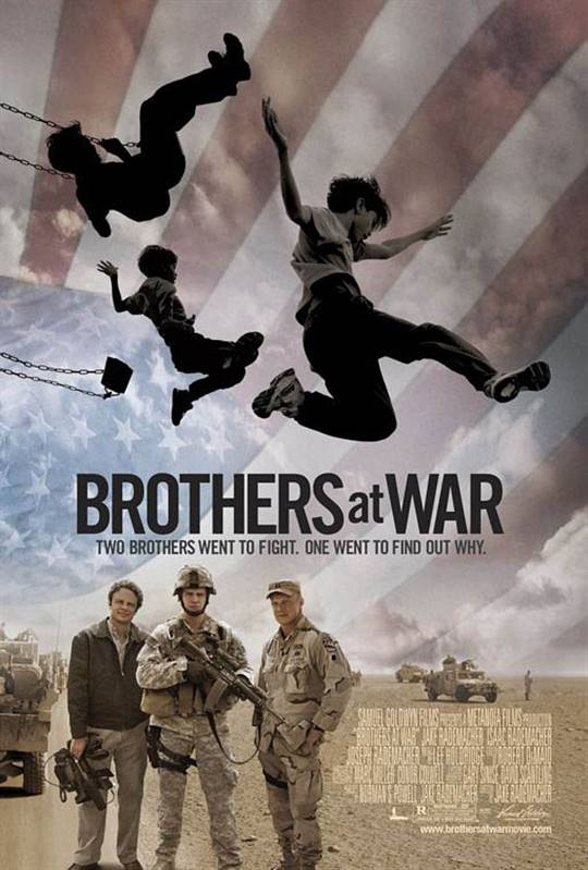 Brothers at War Large Poster