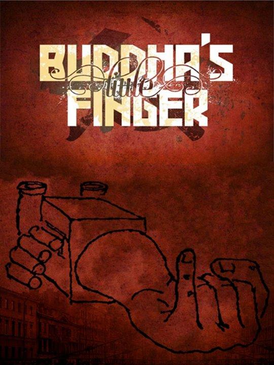 Buddha's Little Finger Large Poster