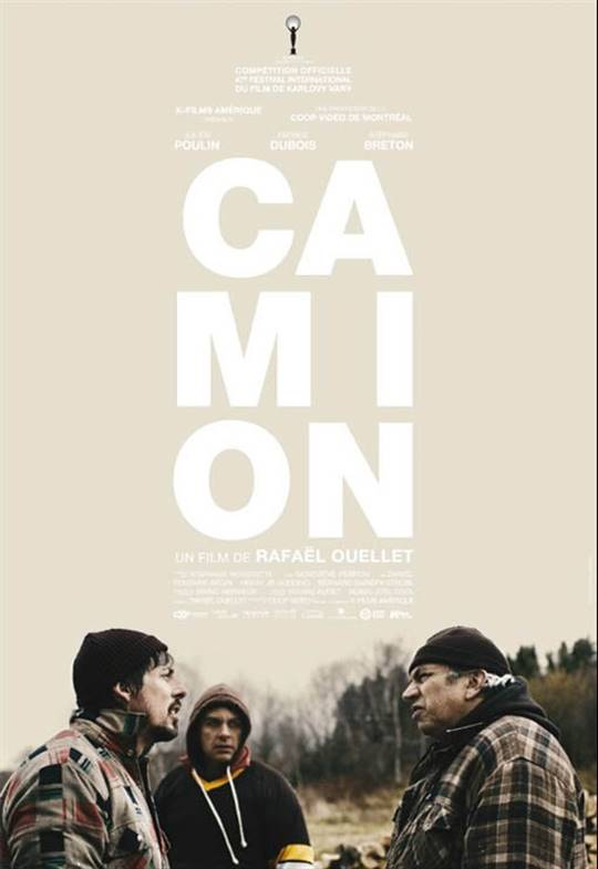 Camion Large Poster