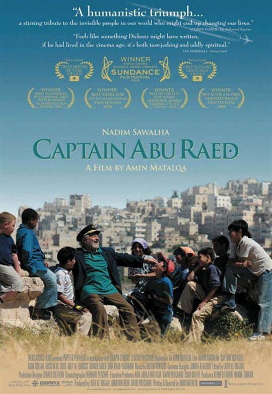 Captain Abu Raed Large Poster