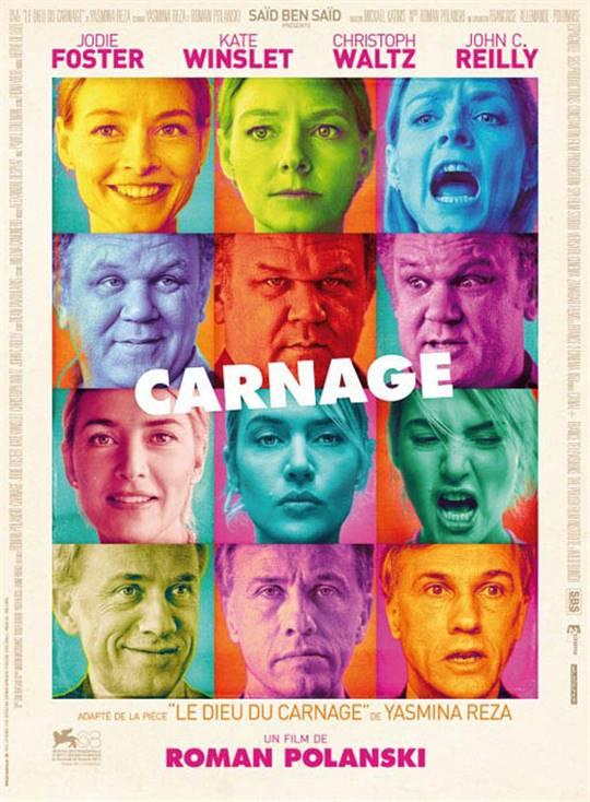 Carnage Large Poster