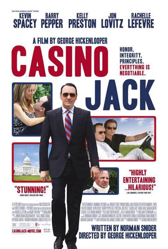 Casino Jack Large Poster