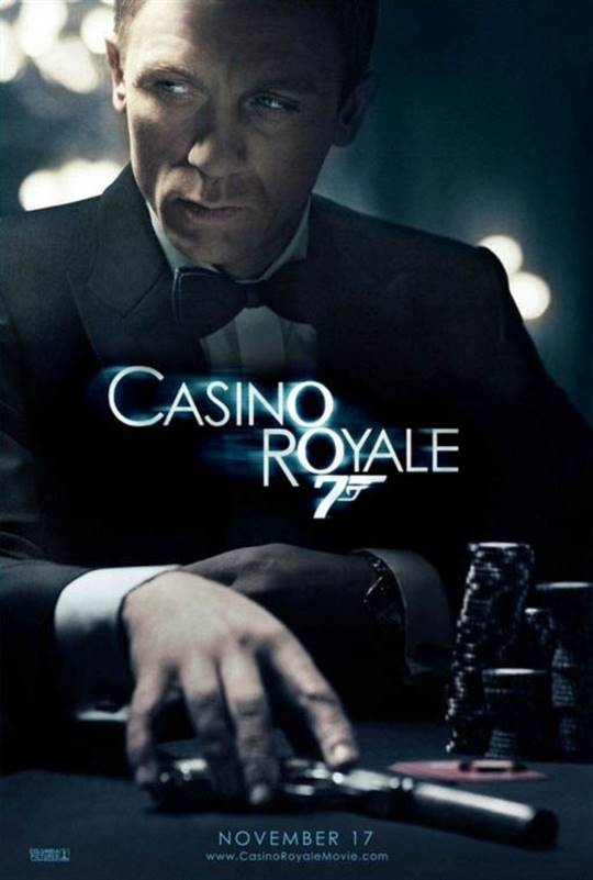 Casino Royale Large Poster