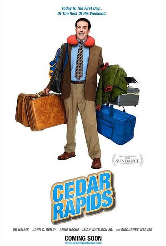 Cedar Rapids Large Poster