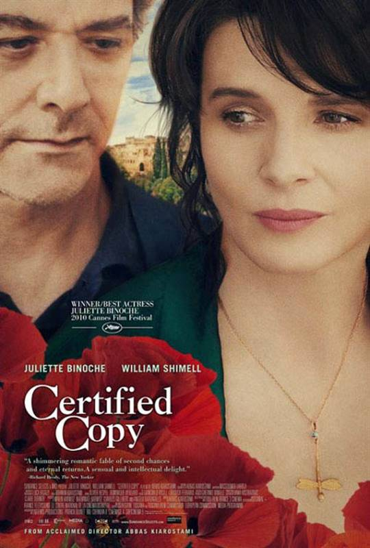 Certified Copy  Large Poster