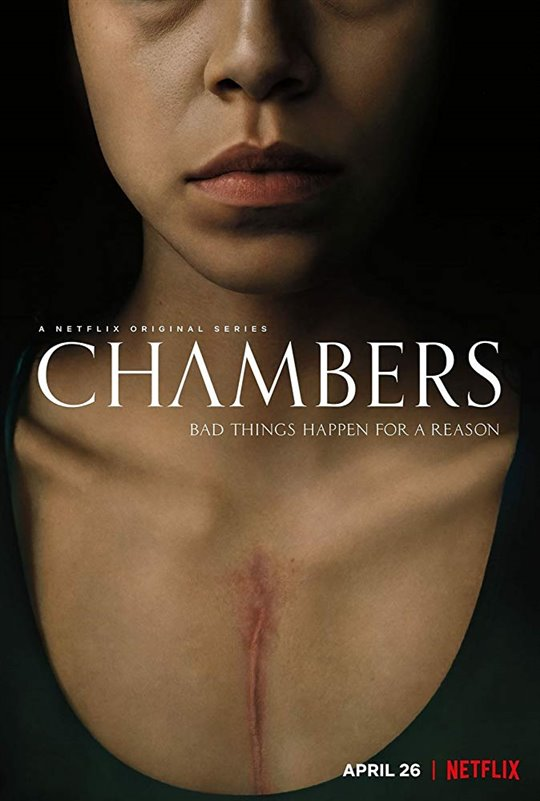 Image result for Netflix Chambers poster