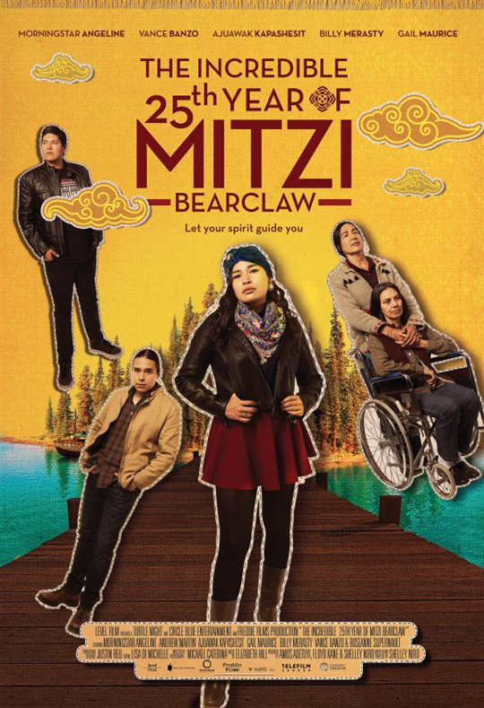 Cinematheque at Home: The Incredible 25th Year of Mitzi Bearclaw Large Poster