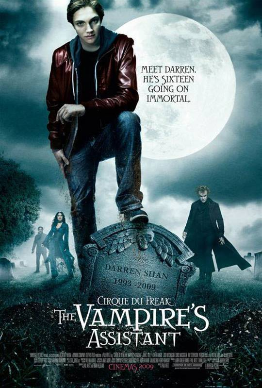 Cirque Du Freak: The Vampire's Assistant Large Poster