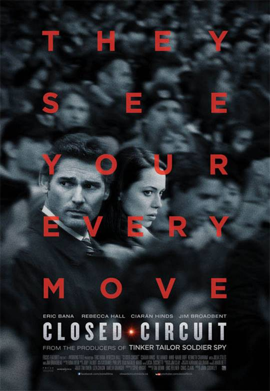 Closed Circuit Large Poster