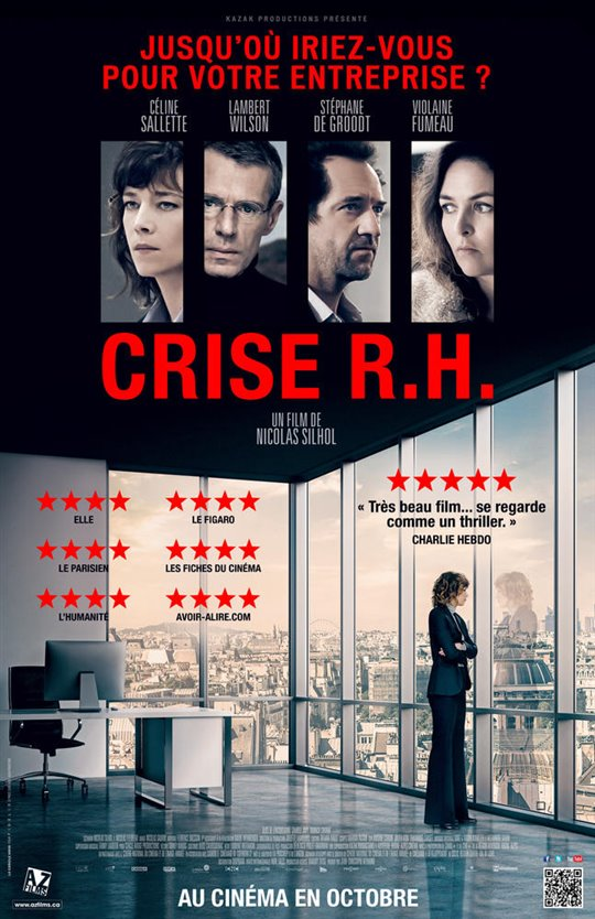Crise R.H. Large Poster