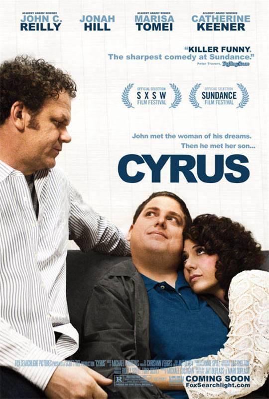 Cyrus Large Poster