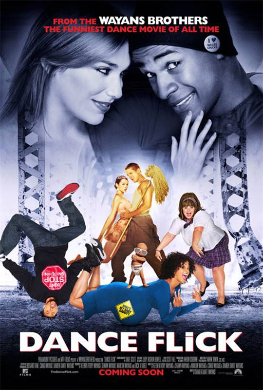 Dance Flick Large Poster