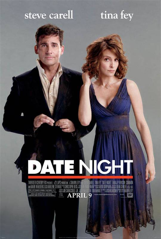 Date Night Large Poster