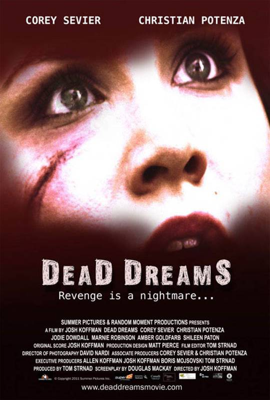 Dead Dreams Large Poster