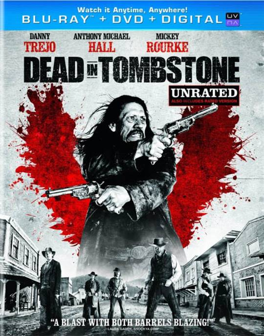 Dead in Tombstone Large Poster