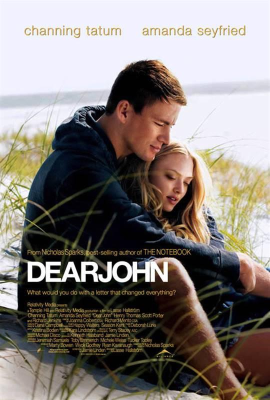 Dear John Large Poster