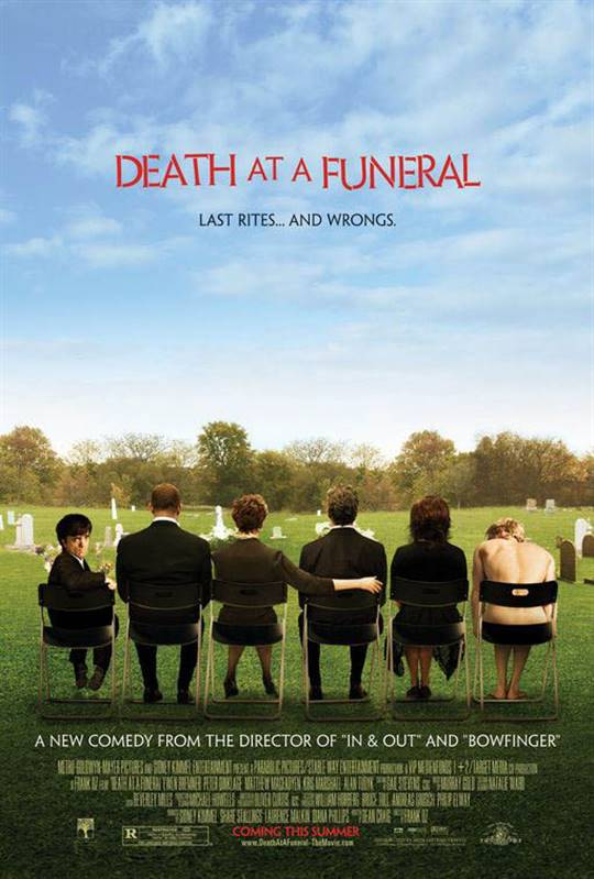 Death at a Funeral (2007) Large Poster