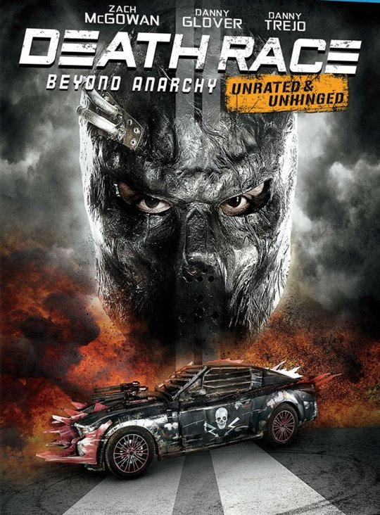 Death Race: Beyond Anarchy Large Poster