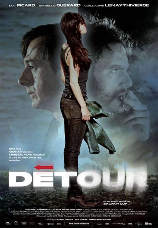 Detour (2009) Large Poster