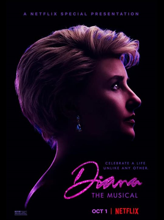 Diana: The Musical (Netflix) Large Poster