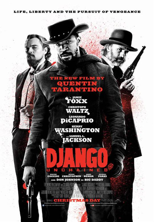 Django Unchained Large Poster