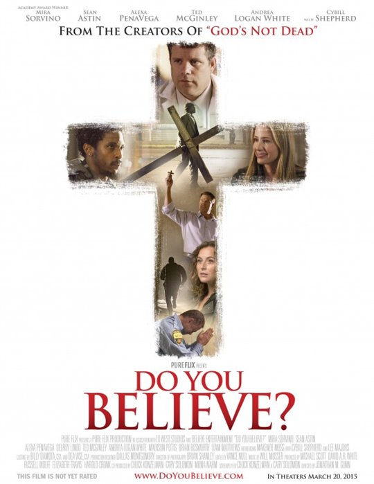Do You Believe? Large Poster