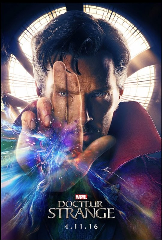 Docteur Strange Large Poster