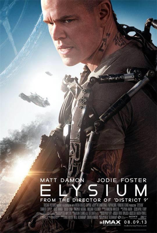 Elysium Large Poster
