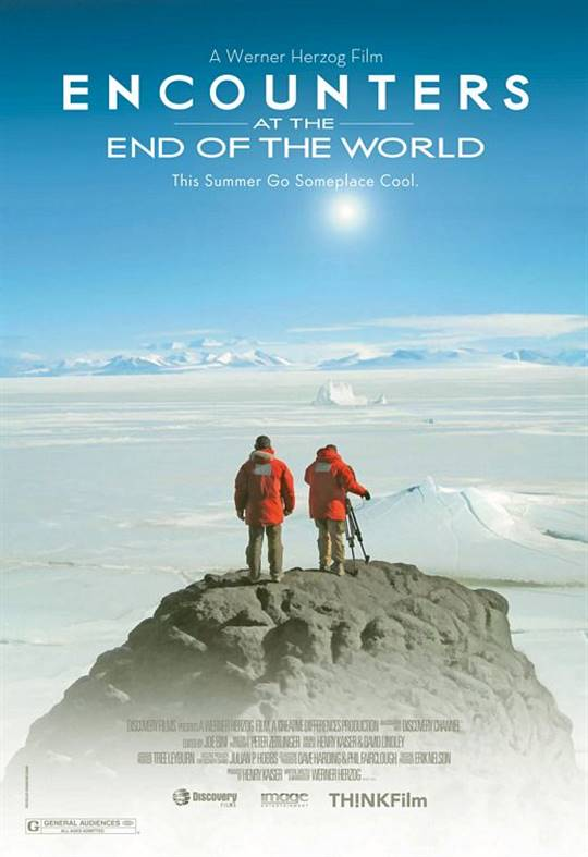 Encounters at the End of the World Large Poster