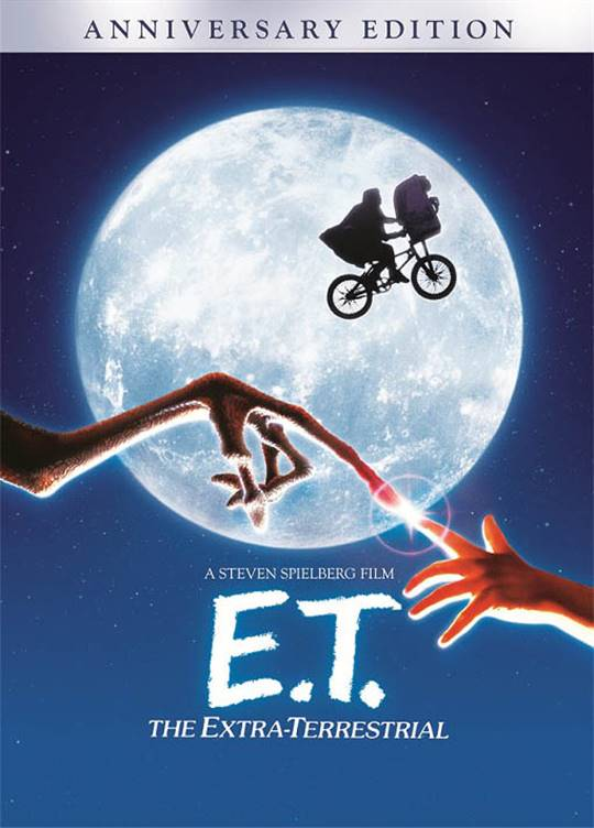E.T. The Extra-Terrestrial: 30th Anniversary Edition Large Poster