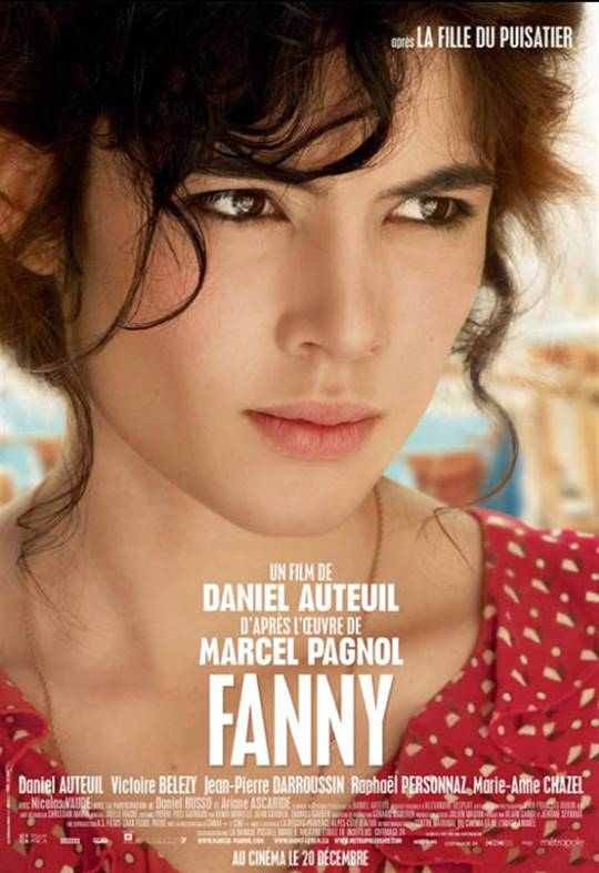 Fanny Large Poster