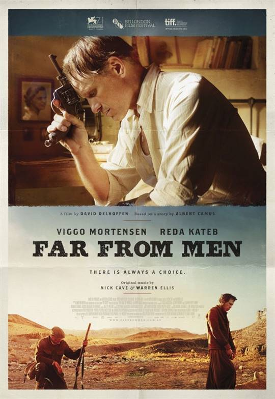Far From Men Large Poster