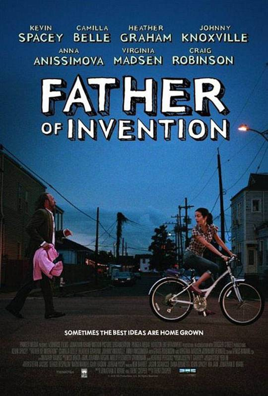 Father of Invention Large Poster