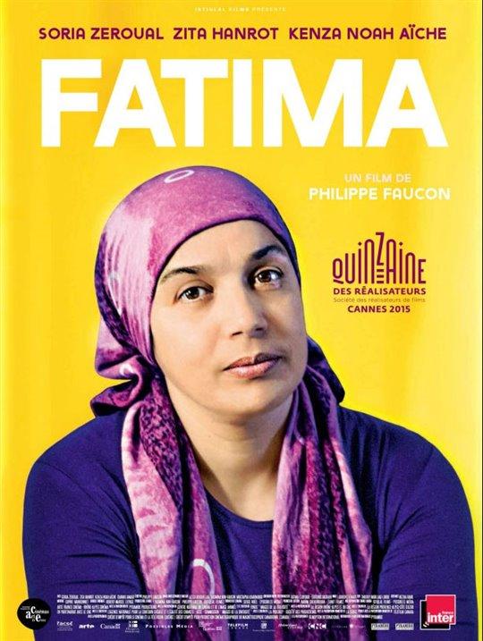 Fatima Large Poster