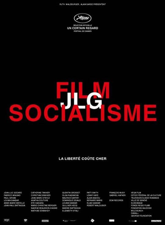 Film Socialisme Large Poster