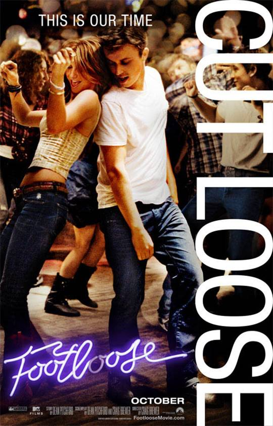 Footloose Large Poster