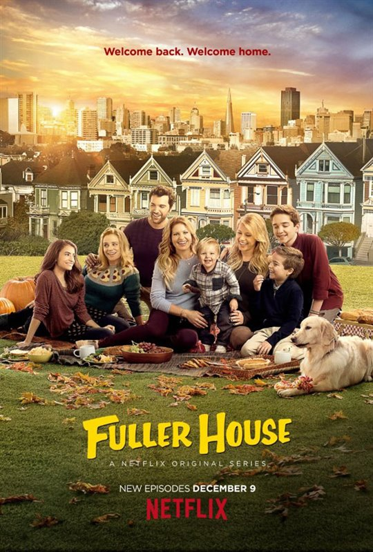 Fuller House (Netflix) Large Poster